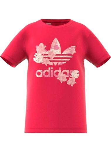 adidas Kız Çocuk  Tişört GD2868 Pembe